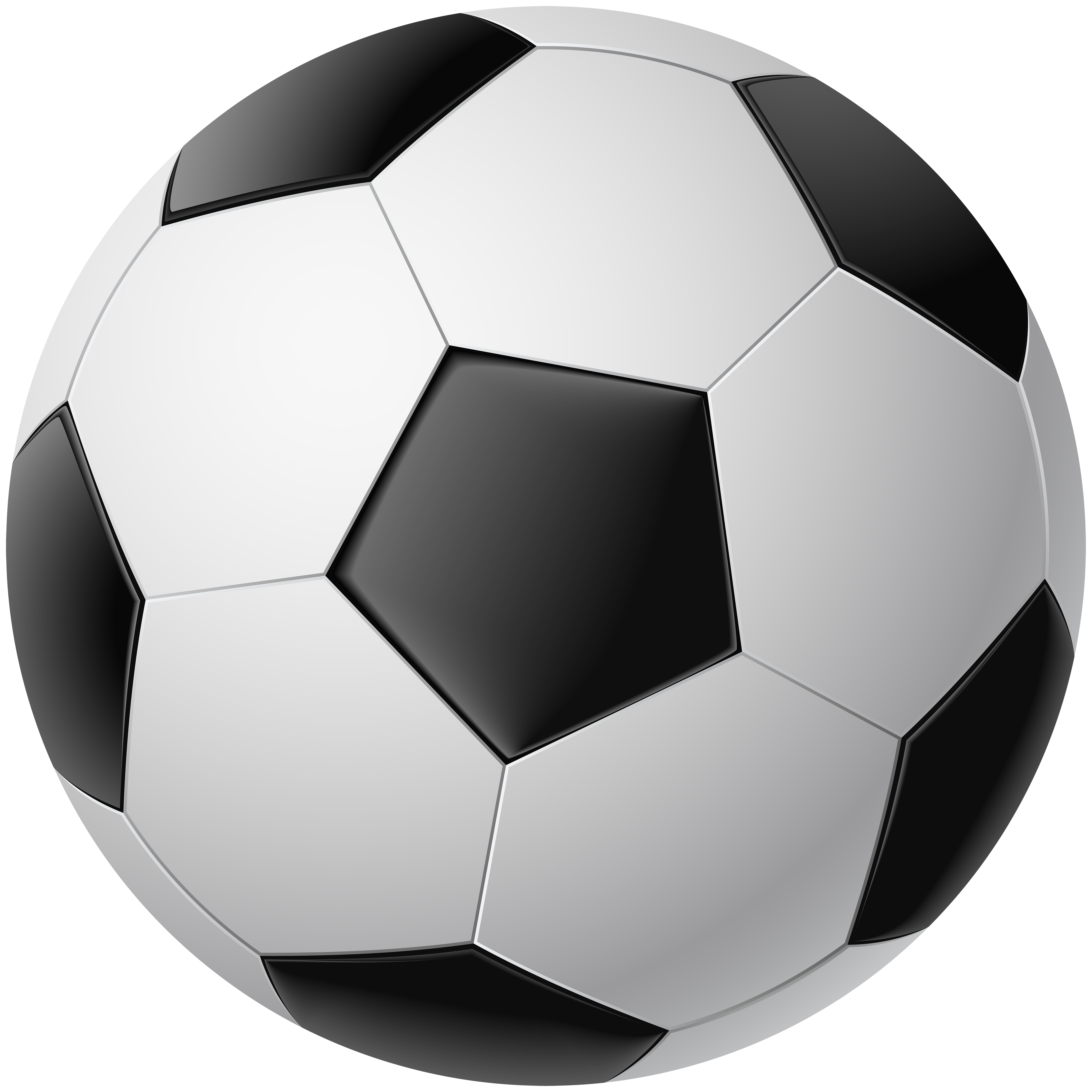 Soccer ball png file. Clip art image gallery