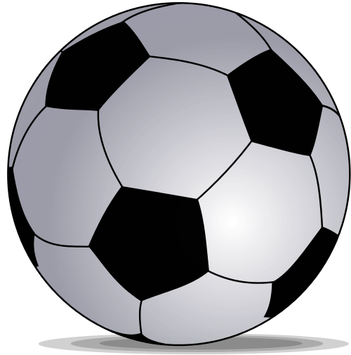 Soccer ball png file. Soccerball mask transparent background