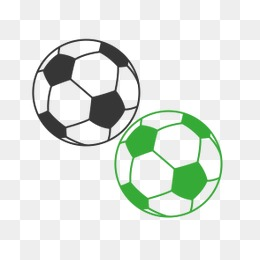 Soccer ball png green. Vectors psd and clipart