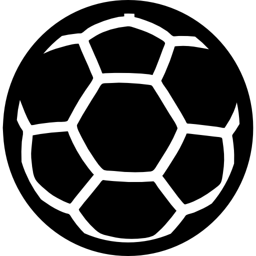 Soccer ball png icon. Equipment kid and baby