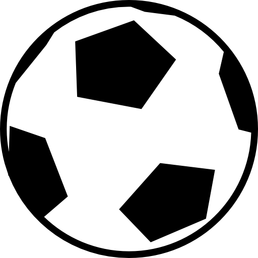 Soccer ball png icon. Football free sports icons