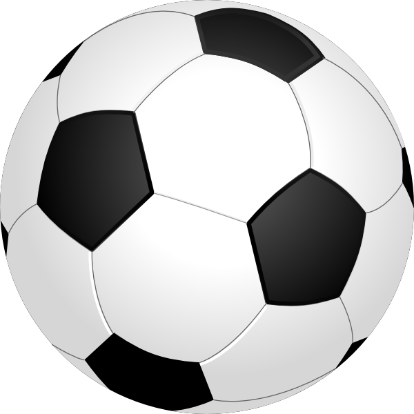 Soccer ball png image. Clip art at clker