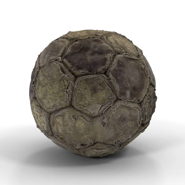 soccer ball png old
