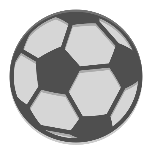 Soccer ball png pixel. Football icon papirus apps