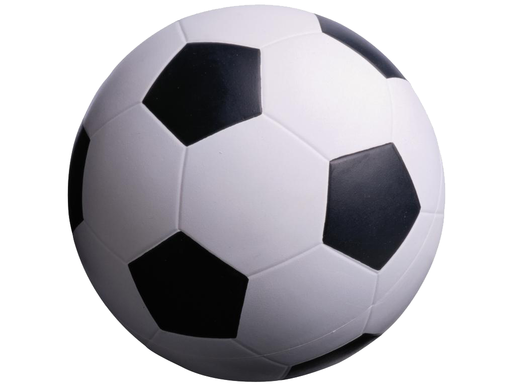 Soccer ball png clear background.