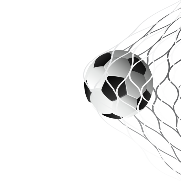 White soccer ball png. Vectors psd and clipart