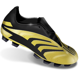 Soccer cleats png. Shoe icon worldcup iconset