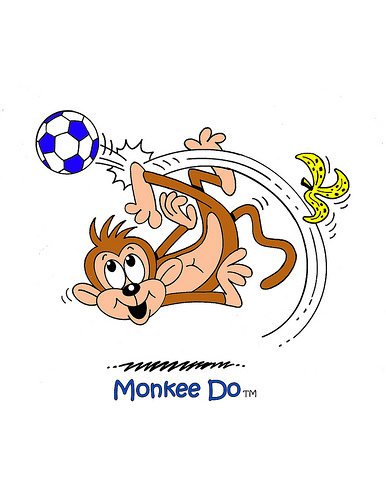 Soccer clipart monkey. Tshirt don t just