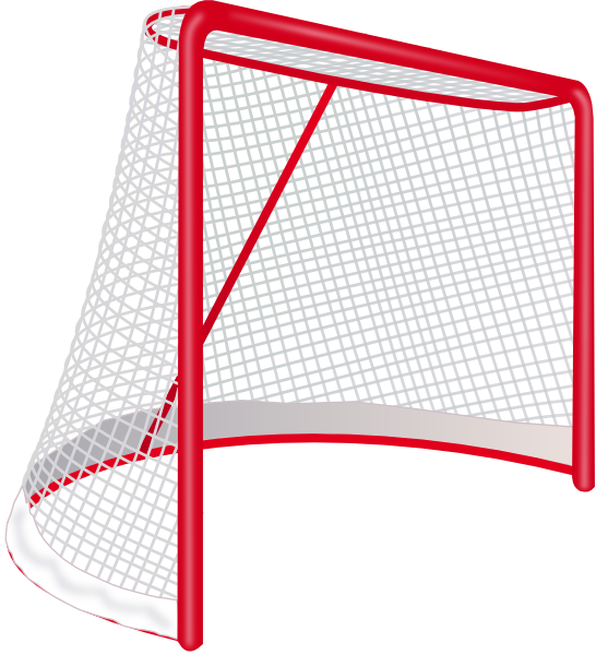 Soccer goal clipart png. Hockey clip art at