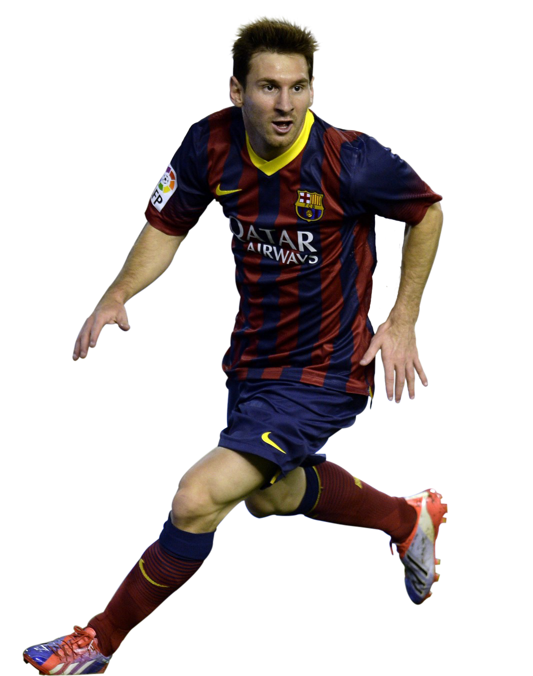 drawing messi clipart
