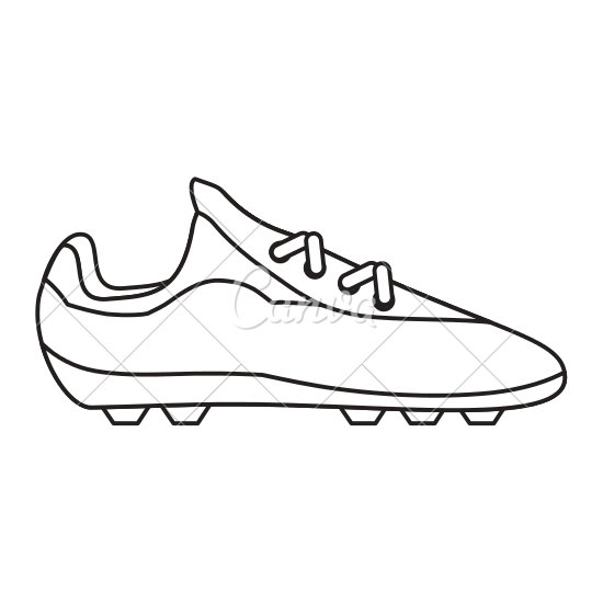 Soccerball drawing mercurial superfly nike. Soccer shoes at getdrawings