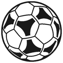 Soccerball drawing surrealism. Image soccer ball icon