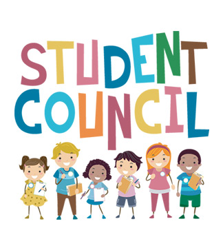 Council page navigation. Announcement clipart student picture library download