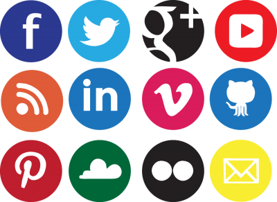Social icons png transparent. Download free pic dlpng