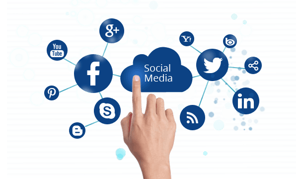 Social media banner png. Some way your marketing