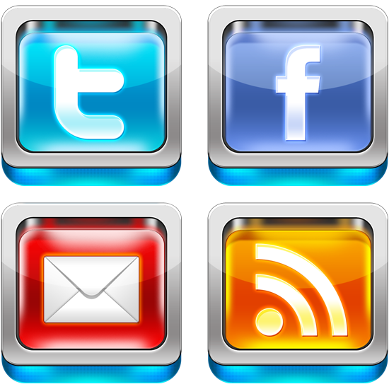 Png social media icons. The biggest list free