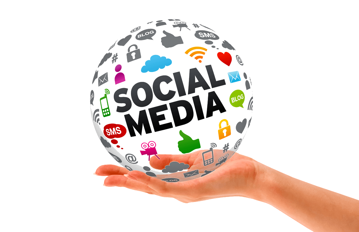 Social media globe png. Solutions every nonprofit needs
