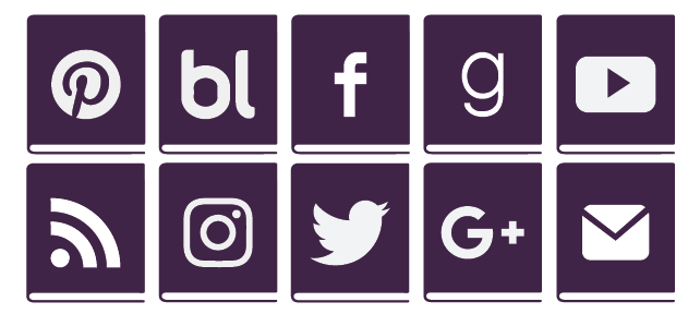 Social media icons black and white png. Sources to download