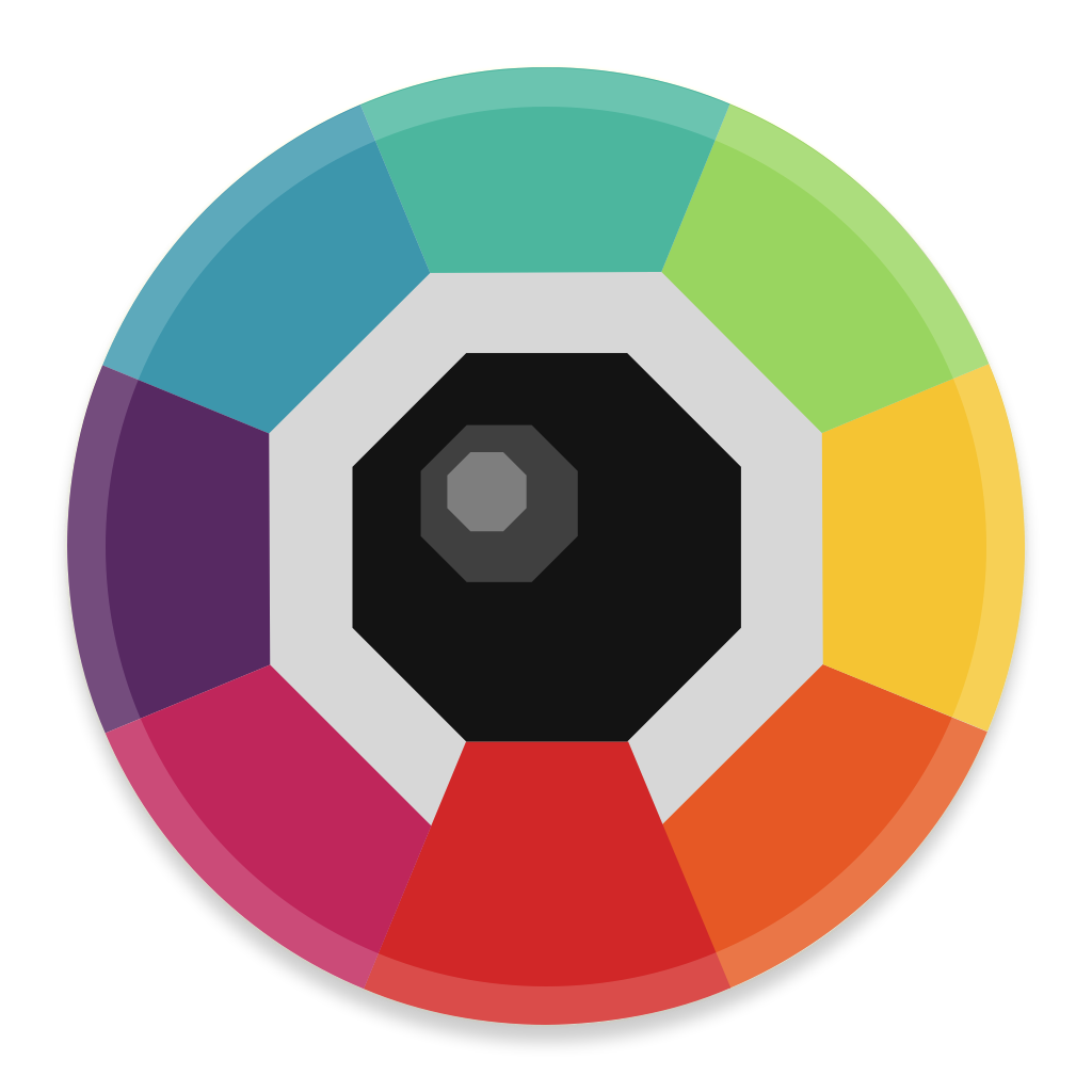 Social media icons octagon png. Icon button ui requests