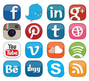 Social media icon png download. Top must have sets