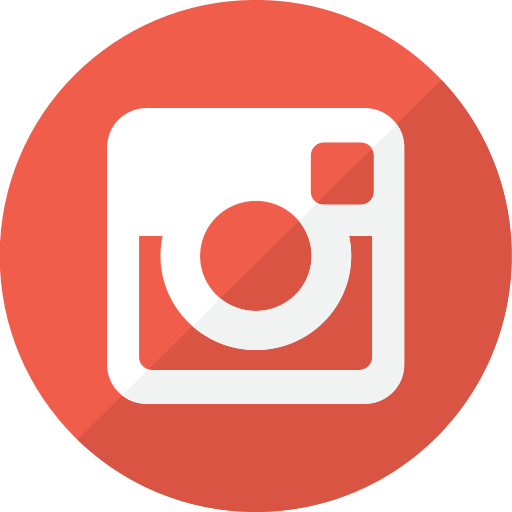 Social media icons png transparent circle. By vectorgraphit image instagram