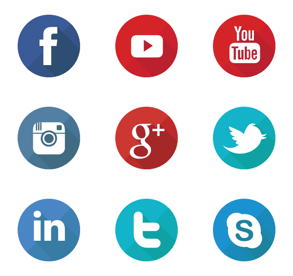 Social media icons transparent background png. Transparentpng image information