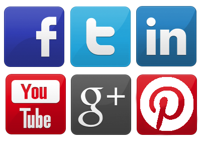 Social media logos png no background. Marketing seo integrate your