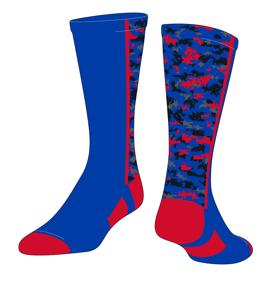 Knit in tck sports. Sock clipart knitted sock svg free