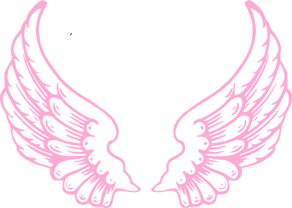 Mixed race angels png. Baby angel wings clipart