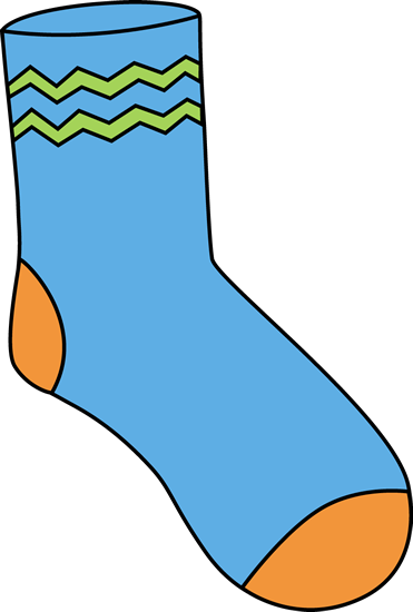 Socks clipart. Blue sock pinterest clip vector download