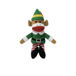 Buddy the elf . Sock monkey png clip art black and white download