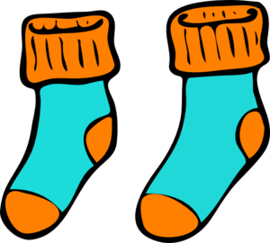 Socks clipart shock. Clothes shoes accessories and