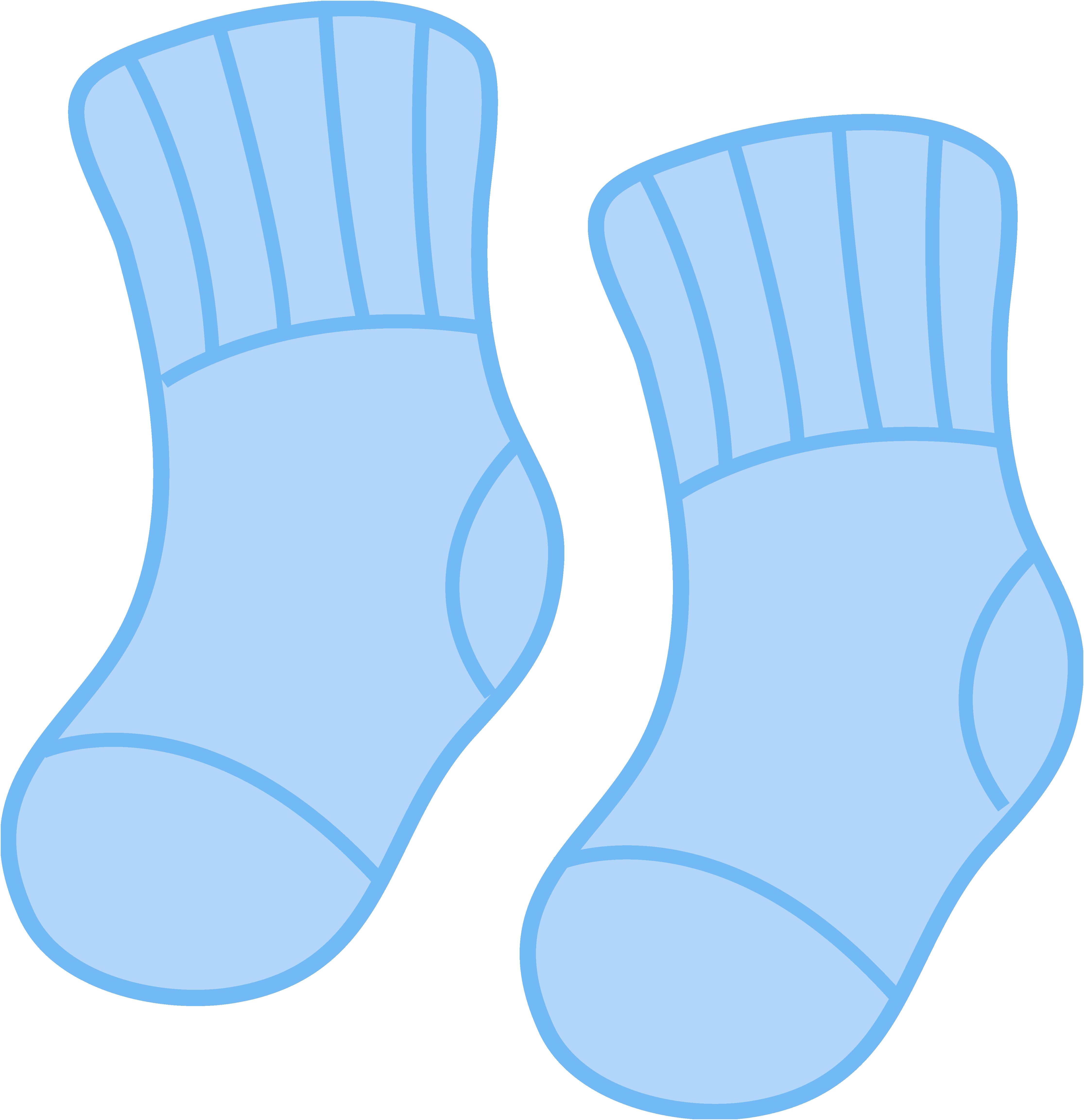 Inspirational baby boy blue. Socks clipart winged transparent download