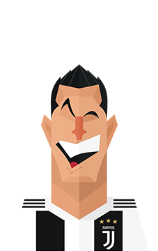 Cristiano ronaldo gallery of. Socrates drawing caricature clipart stock