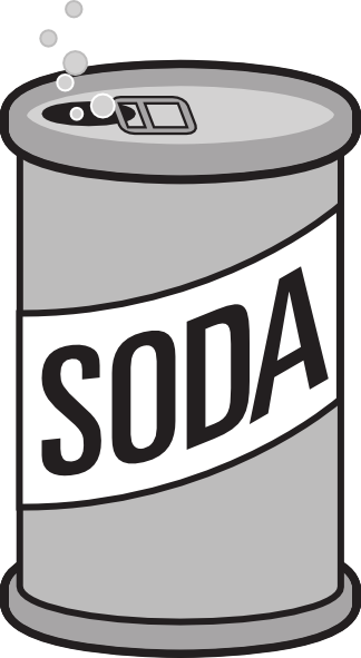 bottle clipart soda bottle