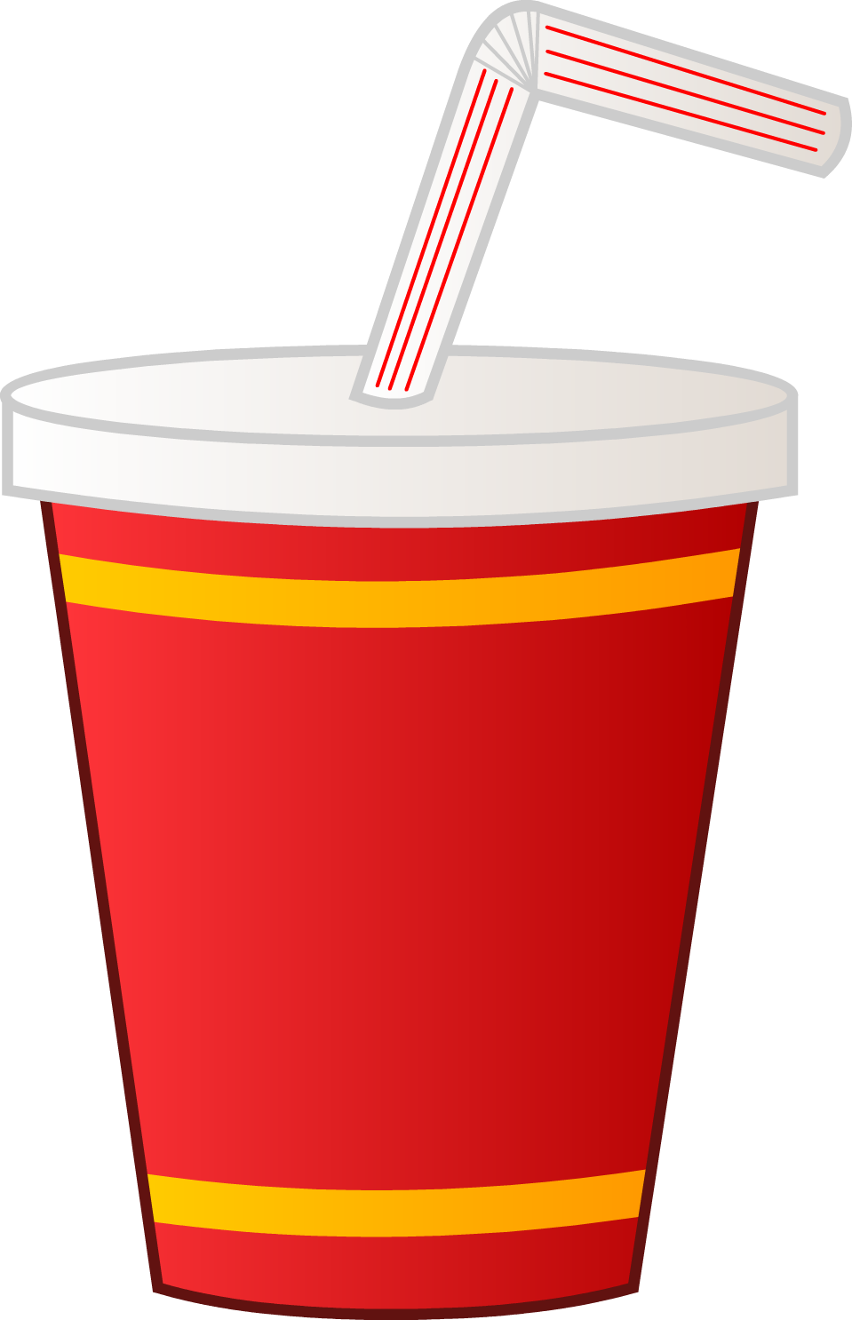 Soda png. Transparent mart vector royalty free stock