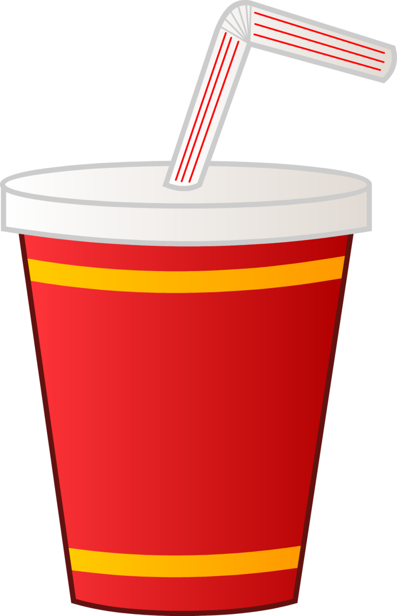Soda transparent straw. Download free png dlpng