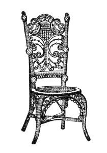 Throne clipart fancy chair. Best furniture images