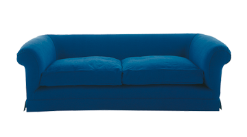 Sofa transparent blue. Old couch png pictures