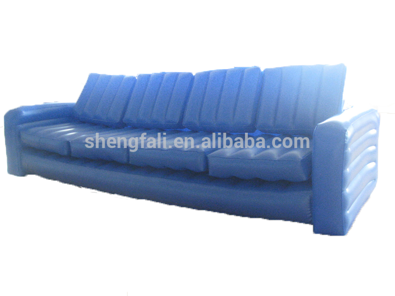 Transparent couch inflatable. Pvc outdoor sofa suppliers