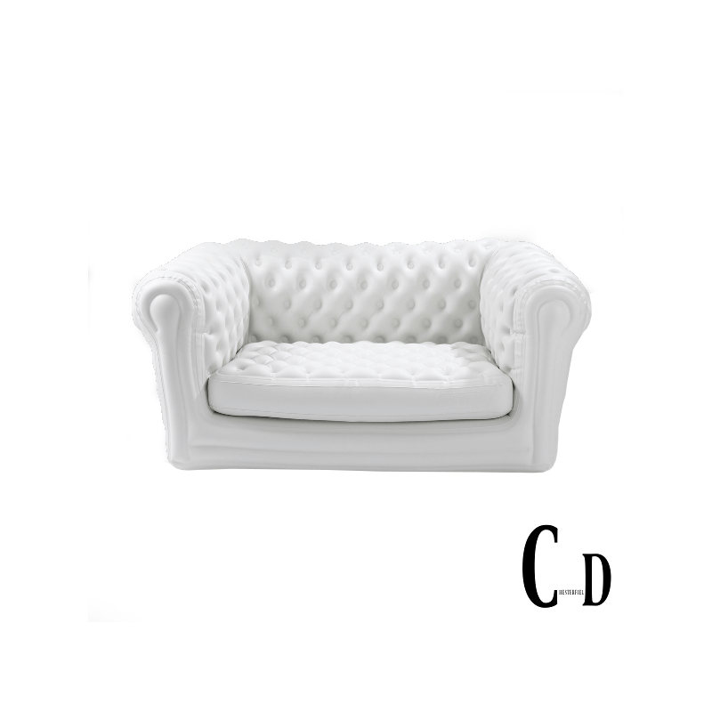 Sofa transparent inflatable. Pc sale chesterfield