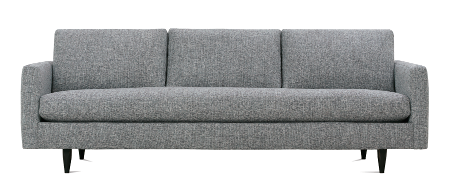 Transparent couch modern. Moderno seating