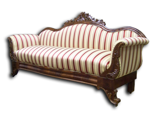 Sofa transparent old. Couch png pictures free