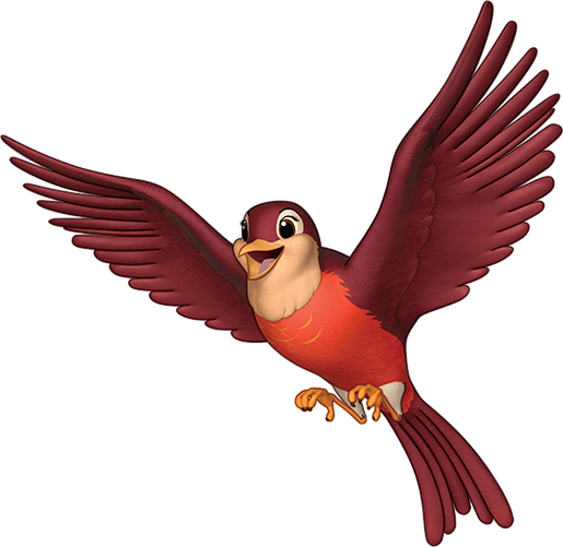 Sofia the first squirrel png. Robin wiki fandom powered