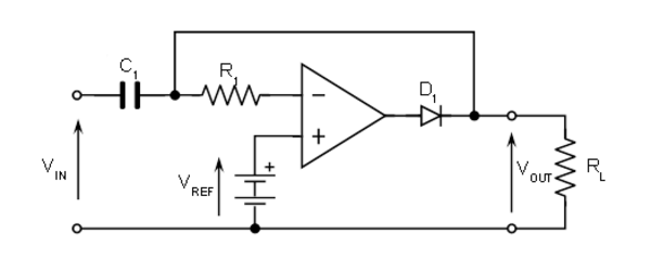Soft clip op amp. Chapter diode application topics