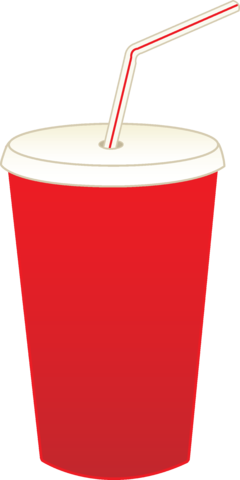 Soda pop png. Image in cup whatever