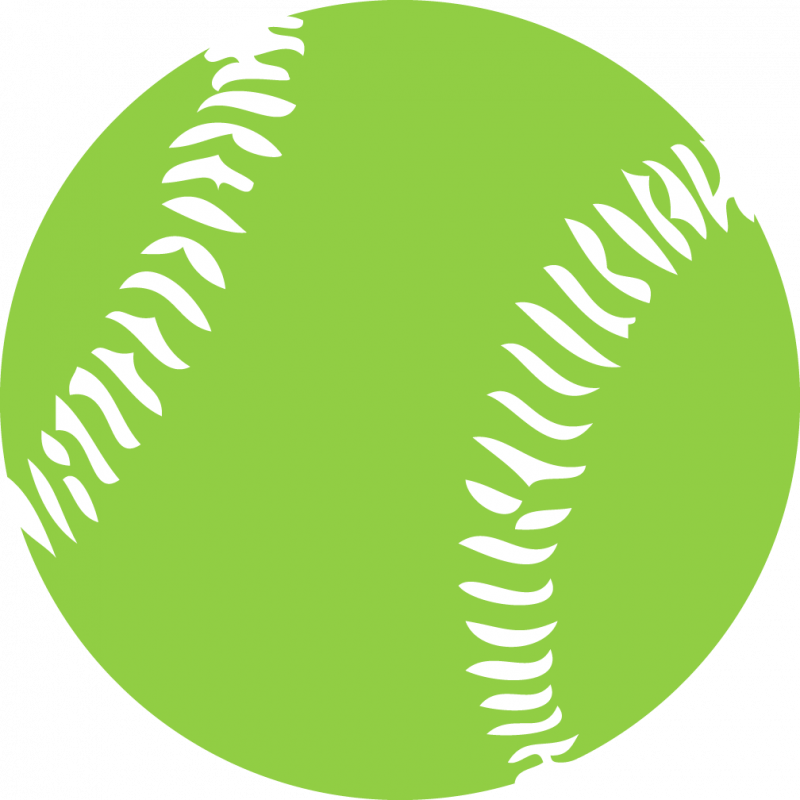 Softball clipart emoji. Transparent png pictures free