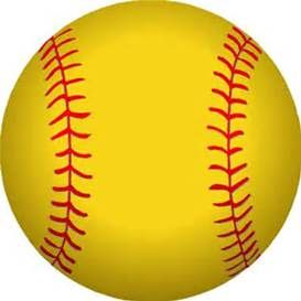 Softball clipart softball game. Images bing click art