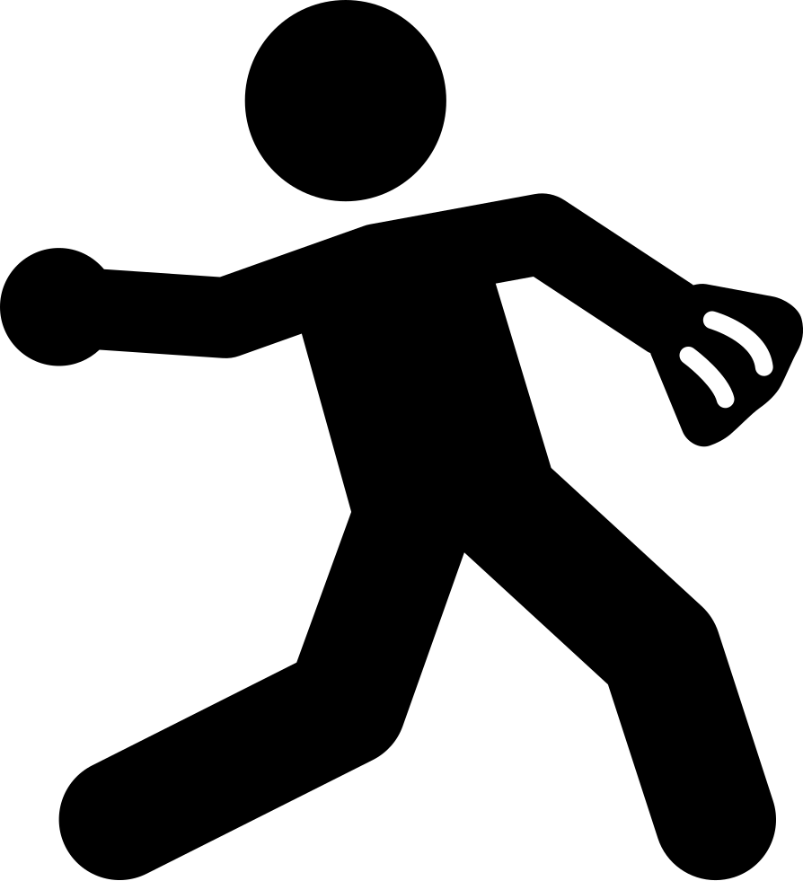 Softball icon png. Player svg free download