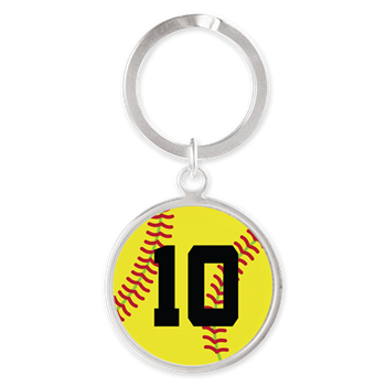 Softball numbers png. Sports player number round
